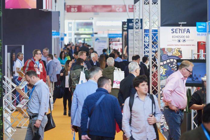 Fespa Global Print Expo contará con más de trescientos expositores