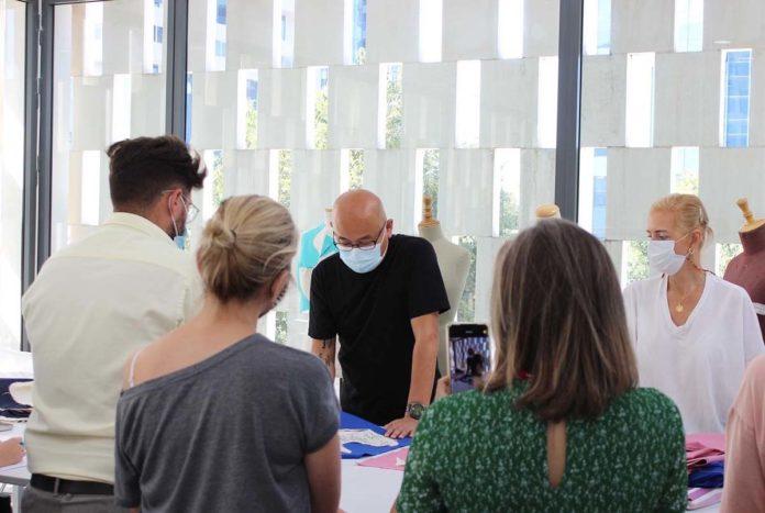 Shingo Sato inaugura los cursos de verano de ESSDM