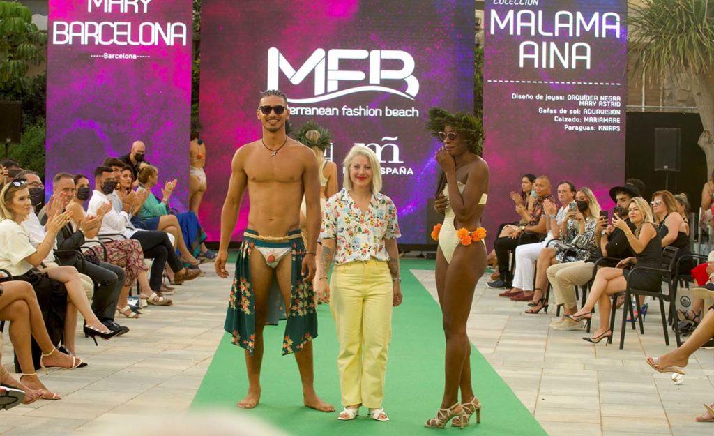 Desarrollado el Premio Nacional moda baño Nuevos Talentos 2021