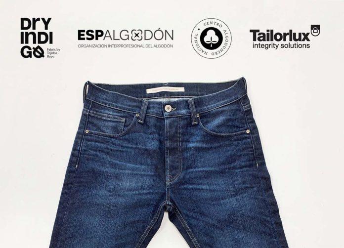 Tailorlux y Tejidos Royo se unen para desarrollar un tejido denim de algodón europeo trazable