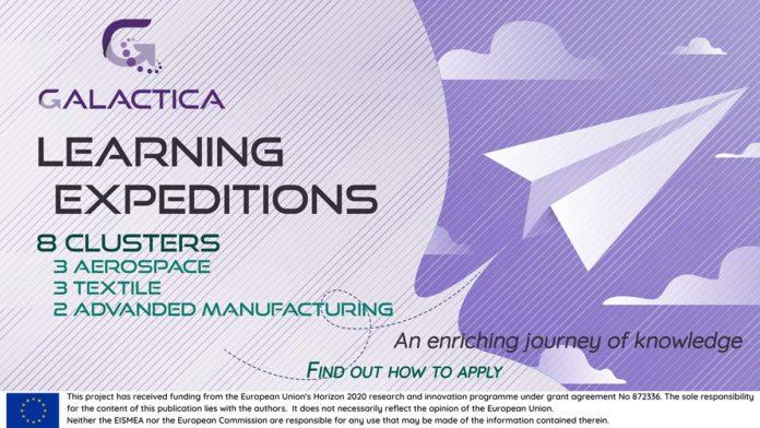 El proyecto Galactica organiza ocho expediciones de aprendizaje